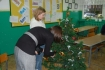Ozdoby bożonarodzeniowe Grudzień 2008 R. :: OZDOBY BOŻONARODZENIOWE GRUDZIEŃ 2008 R.