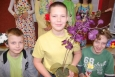 PIERWSZY DZIEŃ WIOSNY W KL. V b 21.03.2012 r.