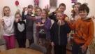 KLASA IV I V W MUZEUM KULTURY KURPIOWSKIEJ W OSTROŁĘCE 03.04.2014 R.