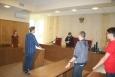 KLASA II GIMNAZJUM W SĄDZIE W PRZASNYSZU 12.05.2014 R.