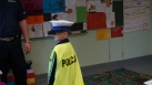 SPOTKANIE Z POLICJANTEM W KLASIE I B SSP 24.10.2014 R.